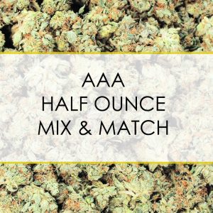 Buy AAA Half Ounce Mix and Match online Canada