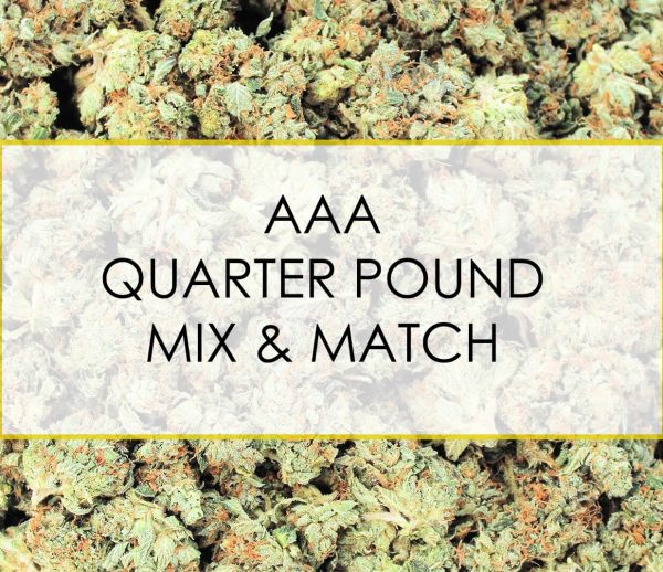 Buy AAA Quarter Pound Mix and Match online Canada