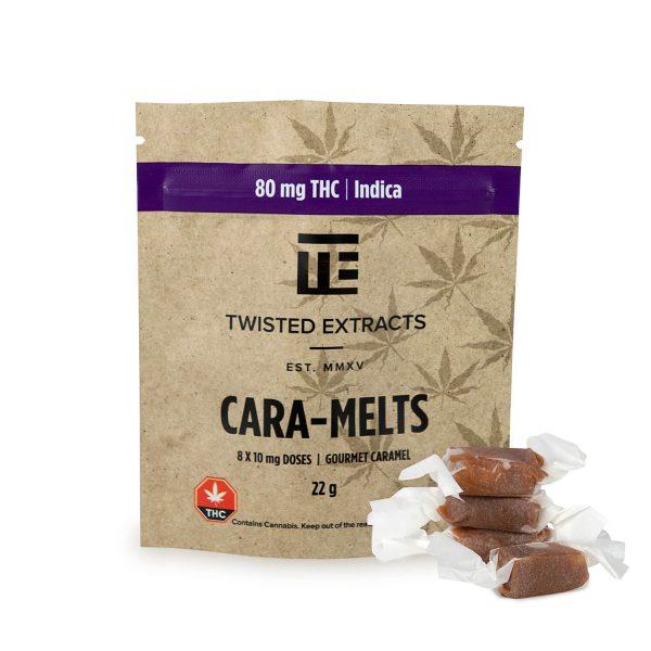 Buy TWISTED EXTRACTS – CARA MELTS online Canada