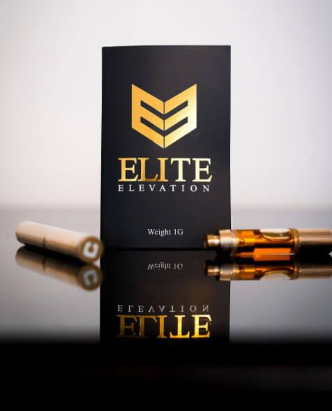 Buy Elite Elevation Live Resin Cartridge – 600MG online Canada