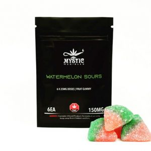 Buy MYSTIC MEDIBLES – WATERMELON SOURS online Canada