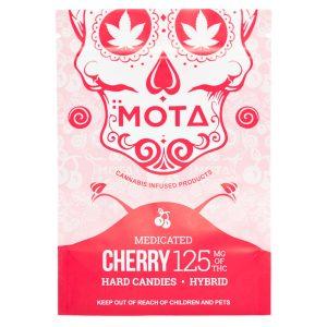 Buy MOTA – Cherry Hard Candies (125MG) online Canada