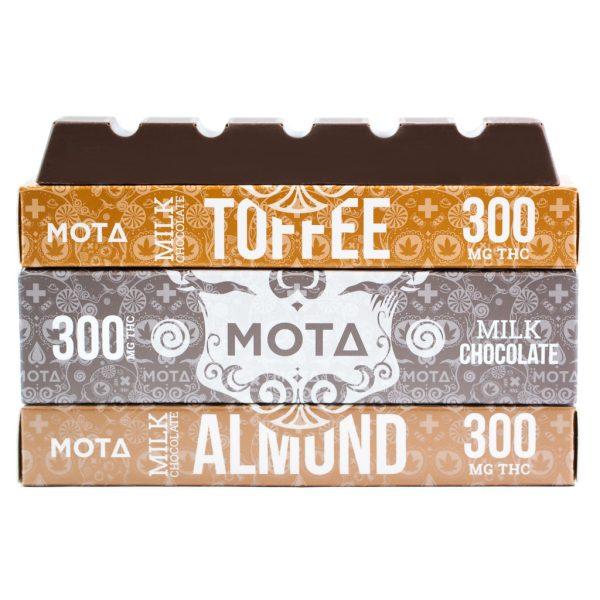 Buy MOTA – Milk Chocolate Bar (300MG) online Canada