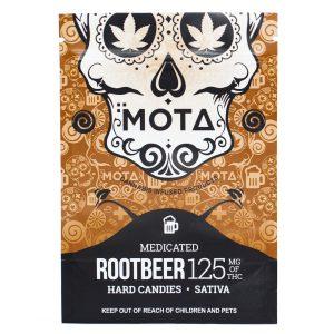 Buy MOTA – Rootbeer Hard Candies (125MG) online Canada