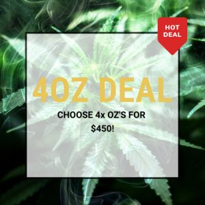 Buy 4OZ DEAL online Canada