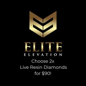 Buy Elite Elevation Live Resin Diamonds Mixer online Canada