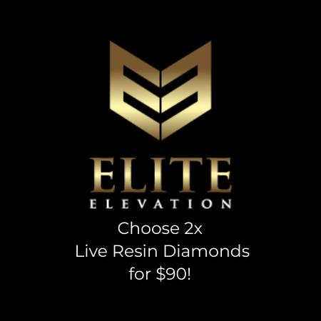 Buy Elite Elevation Live Resin Diamonds Mixer online Canada