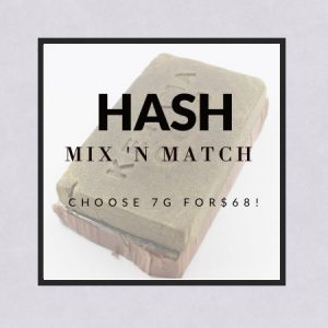 Buy HASH MIX 'N MATCH online Canada