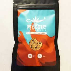Buy Mystic Medibles – THC Chocolate Chip Cookie online Canada