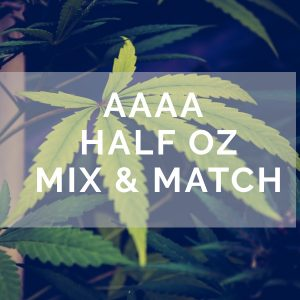 Buy AAAA Half Ounce Mix and Match online Canada
