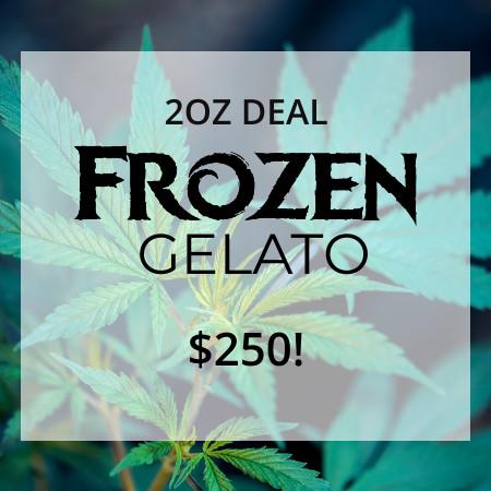 Buy 2OZ DEAL – FROZEN GELATO (AAA) online Canada