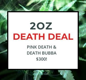 Buy 2OZ – DEATH DEAL online Canada