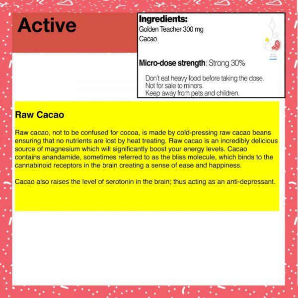 Buy MICRODOSE: ACTIVE online Canada