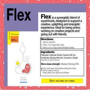 Buy MICRODOSE: FLEX online Canada