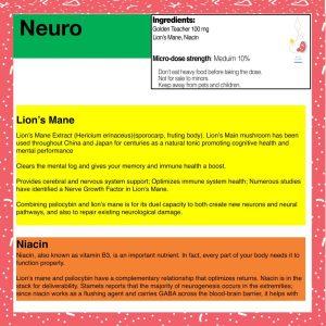 Buy MICRODOSE: NEURO online Canada