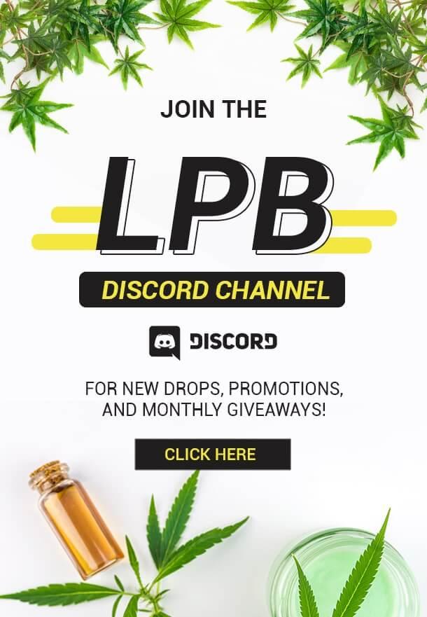 LPB Discord Channel   Online Dispensary
