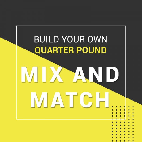 Buy BUILD YOUR OWN QUARTER POUND online Canada